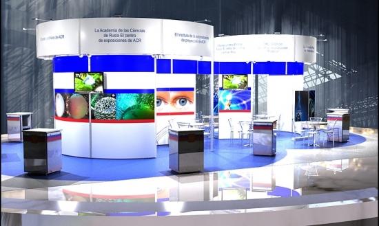 Exhibition Stand Agency : Portfolio exhibition stands design