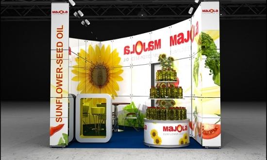 Exhibition Stand Advertising : Portfolio exhibition stands design