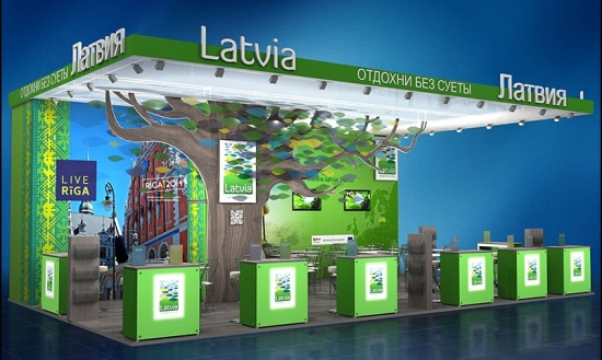 Exhibition Stand Attractions And Games Ideas : Portfolio exhibition stands design
