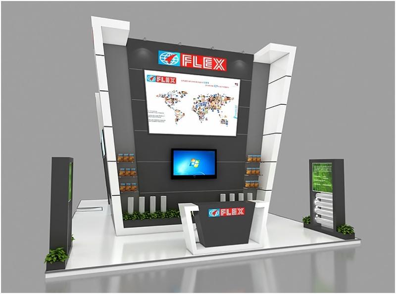 Exhibition Stand Advertising : Exhibition stand graphics designer company in dubai uae